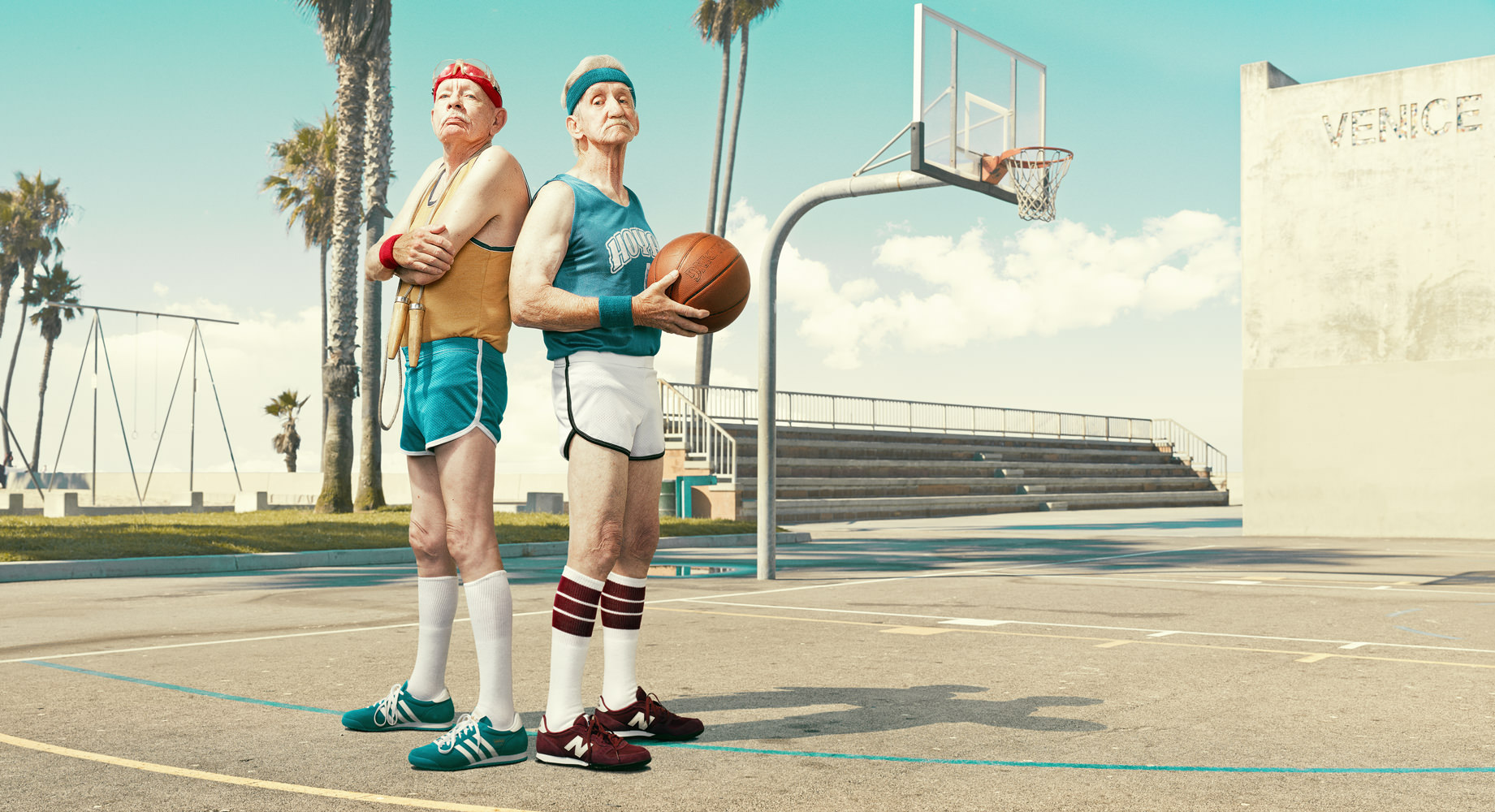 The Golden Years: Basketball