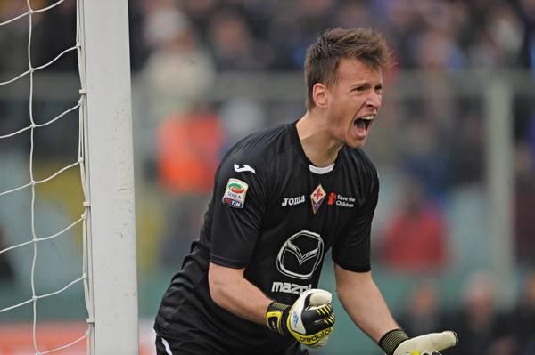 Neto non rinnova con la Fiorentina