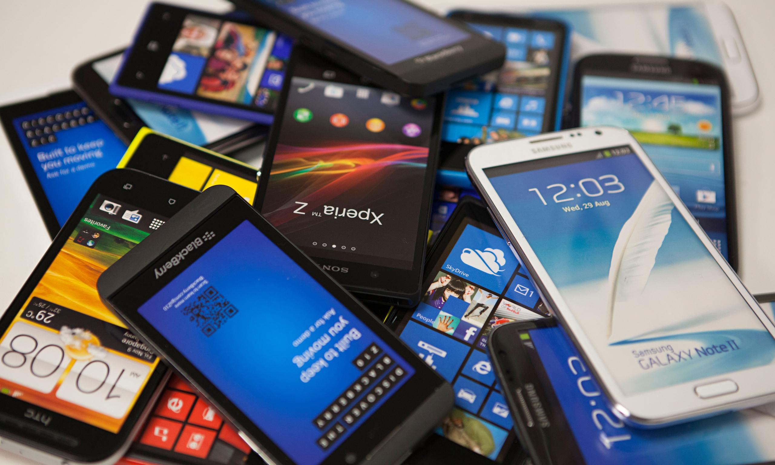 Nel Mondo sono stati venduti 1,3 miliardi di smartphone nel 2014