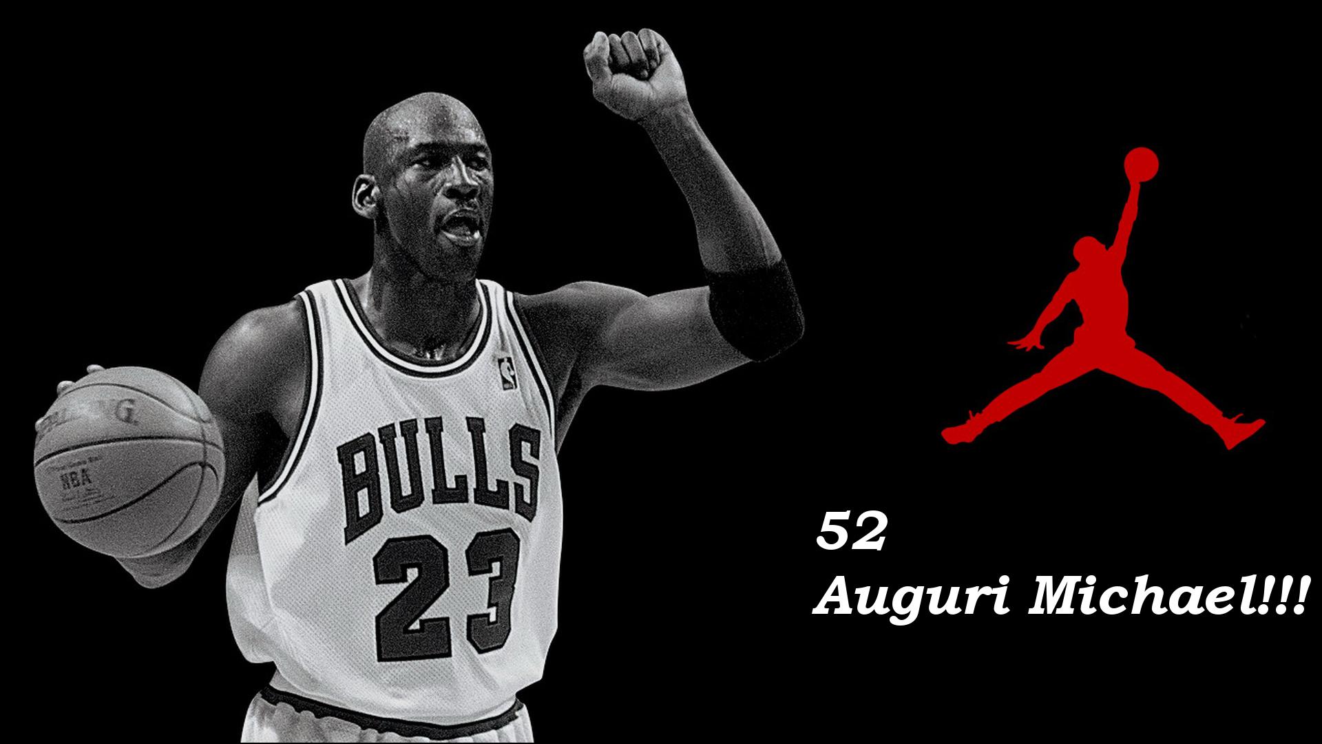 Buon compleanno Michael!!! Jordan compie 52 anni....