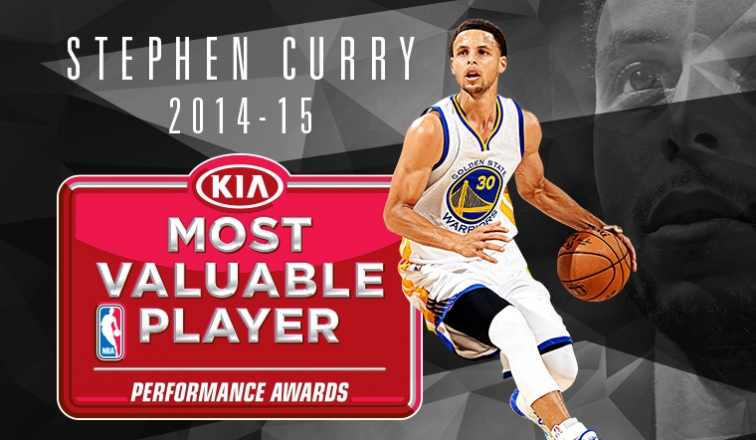 Steph Curry MVP