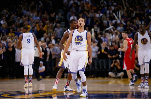 31 punti per Stephen Curry nella partita contro i Clippers