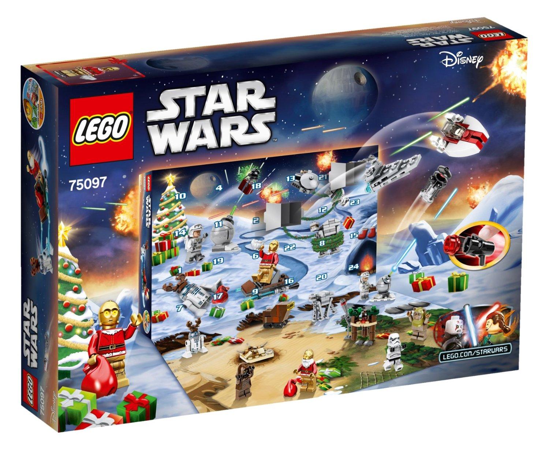 Calendario dell'Avvento 2015 delle Lego Star Wars