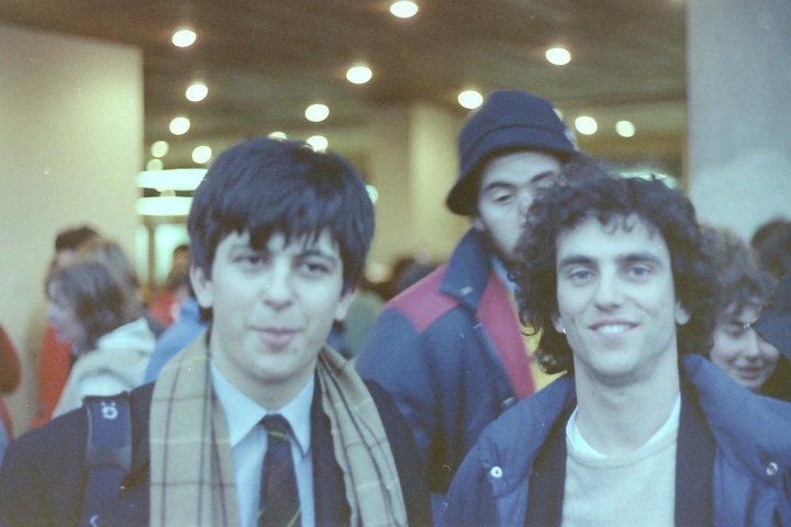 Flavio Tranquillo e Federico Buffa
