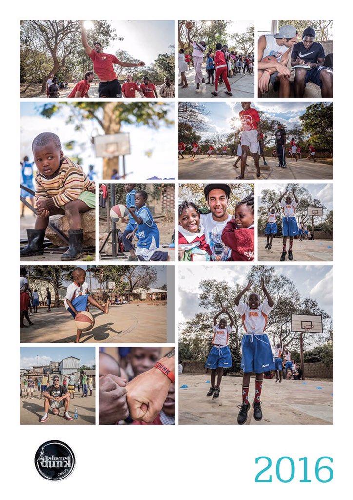 Compra il Calendario 2016 di #SlumsDunk ed aiuta anche te i bambini dell'Africa