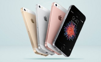 Apple ufficializza l'iPhone SE: la tecnologia dell'iPhone 6s in soli 4""