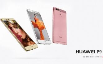 Huawei presenta P9 e P9 Plus