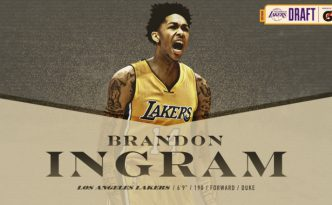 Brandon Ingram è un giocatore dei Lakers