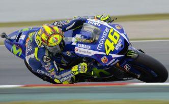 Rossi trionfa a Barcellona