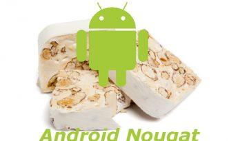 Google sceglie il torrone per la prossima versione del sistema operativo che sarà Android Nougat