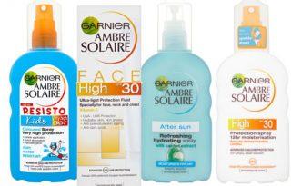 #Amazon #PrimeDay: tanti prodotti Garnier Ambre Solaire a prezzi scontati!