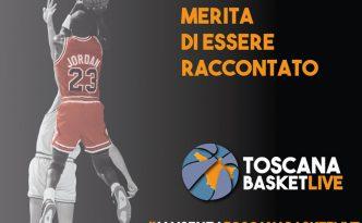 #Maisenza Toscanabasketlive: la campagna di crowdfunding
