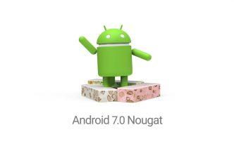 Il giorno di Android 7.0 Nougat in Italia