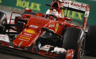 Sebastian Vettel lo scorso trionfò a Singapore