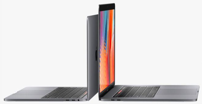 Apple presenta il nuovo MacBook Pro e l'innovativa TouchBar Multitouch