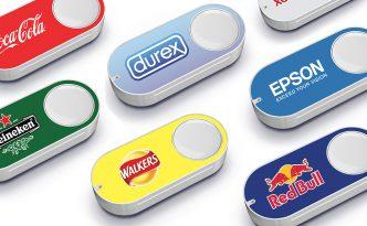 Le cover dell'Amazon Dash Button