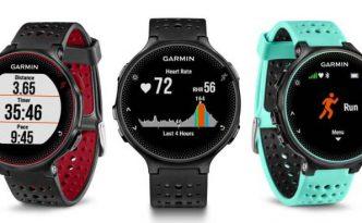 Garmin Forerunner 235 GPS in offerta al PrimeDay 2018