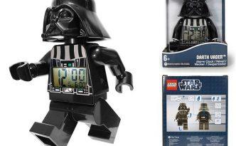 Le offerte lampo di Amazon in attesa del Black Friday: gli orologi sveglia di LEGO StarWars