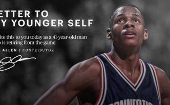 NBA: Ray Allen ufficializza il ritiro dal basket giocato