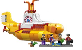 "Lego Ideas 21306 ""The Beatles Yellow Submarine"""
