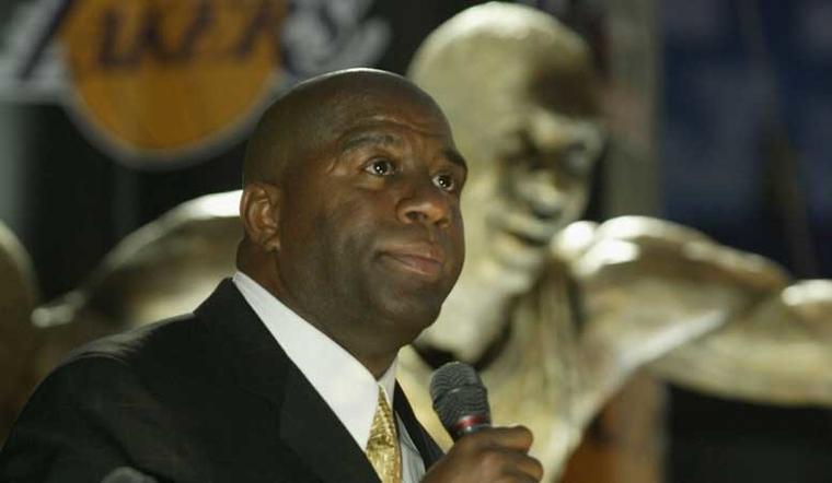 Magic Johnson torna ai Lakers