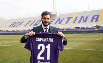 Saponara, nuovo giocatore della Fiorentina