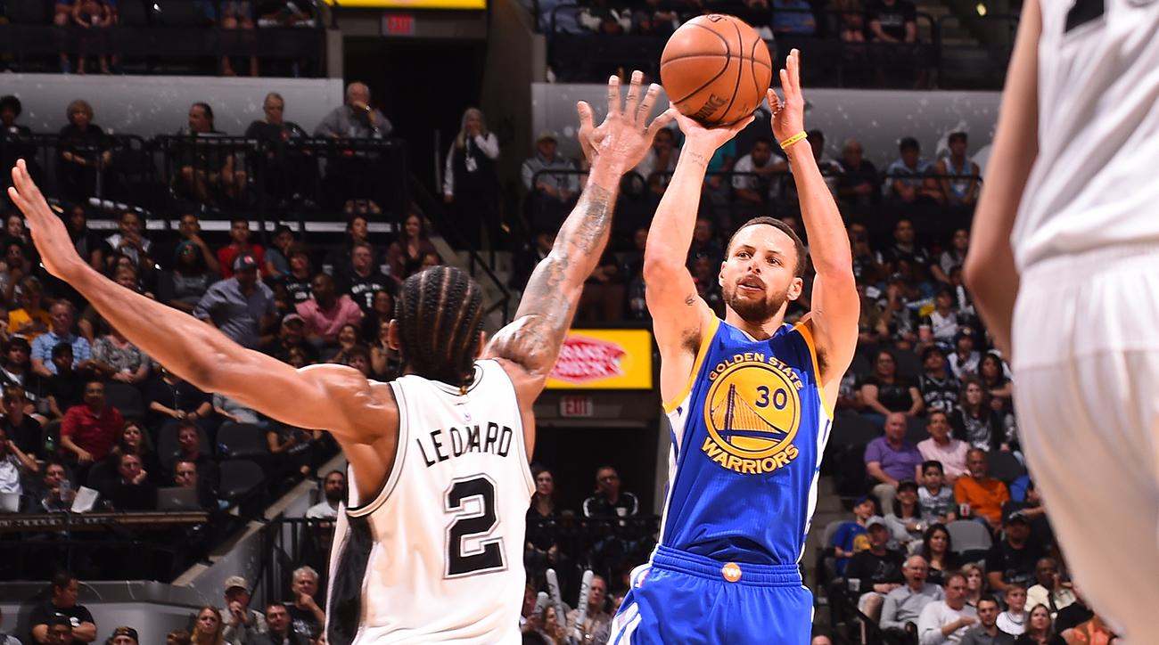 In finale di conference vedremo Curry contro Leonard