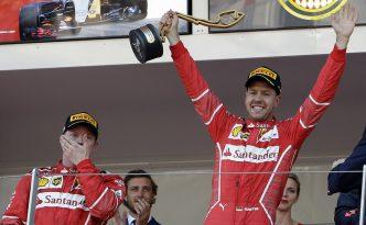 Sebastian Vettel vince il GP di Monaco