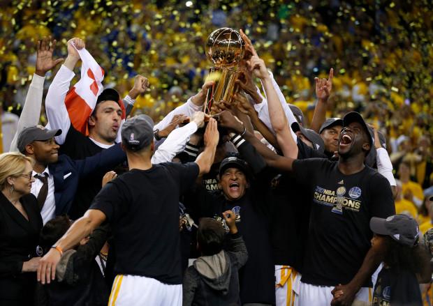 I Golden State Warriors sono i campioni NBA 2017