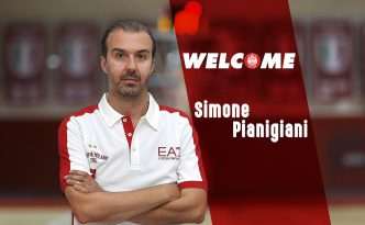 Simone Pianigiani è il nuovo allenatore dell'Olimpia Milano