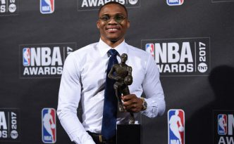 Russell Westbrook nominato MVP
