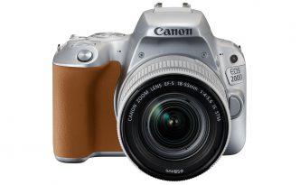 La nuova Canon EOS 200D