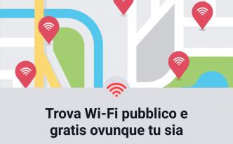 Facebook porta anche in Italia la mappa per trovare i WiFi gratis