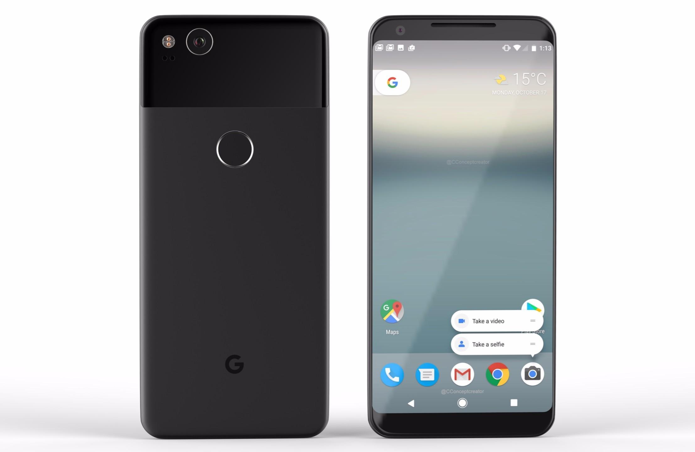 Google presenterà i nuovi Pixel 2 e Pixel 2 XL il 4 ottobre 2017