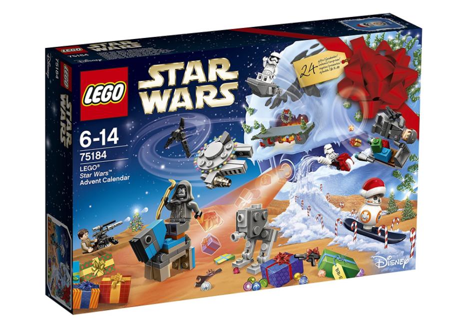 Calendario dell'Avvento Lego Star Wars 75184