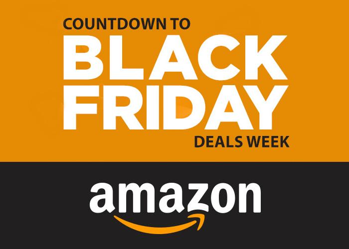 Black Friday 2017: conto alla rovescia su Amazon