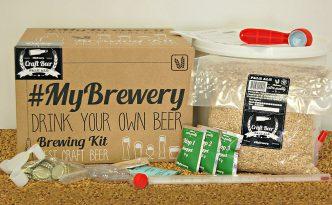 Kit di fermentazione per la birra