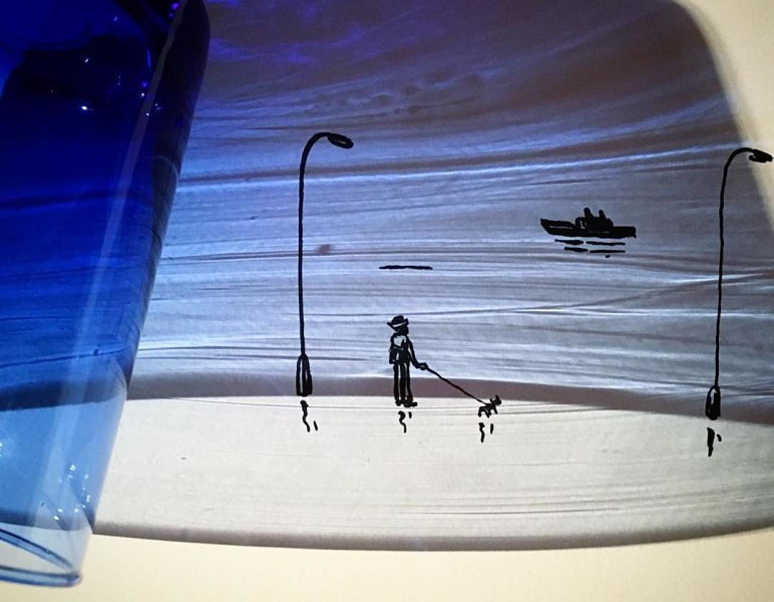 Shadowology: gli scarabocchi di Vincent Bal