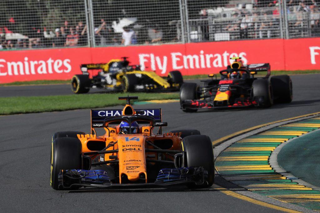Alonso ha chiuso 5°