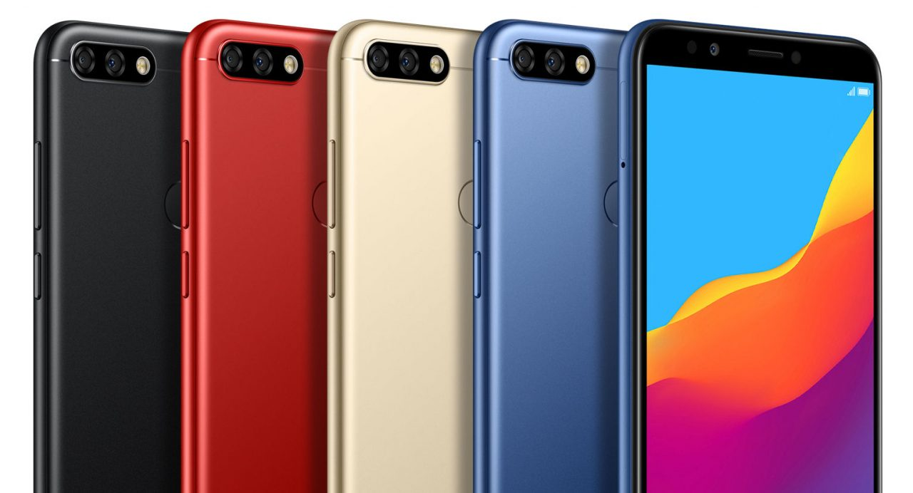 Honor 7C , smartphone, Android, Huawei