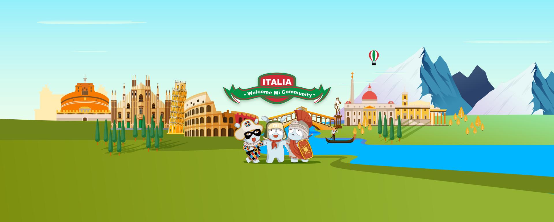sito italiano di Xiaomi
