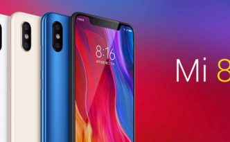 Xiaomi Mi 8 MIUI 9