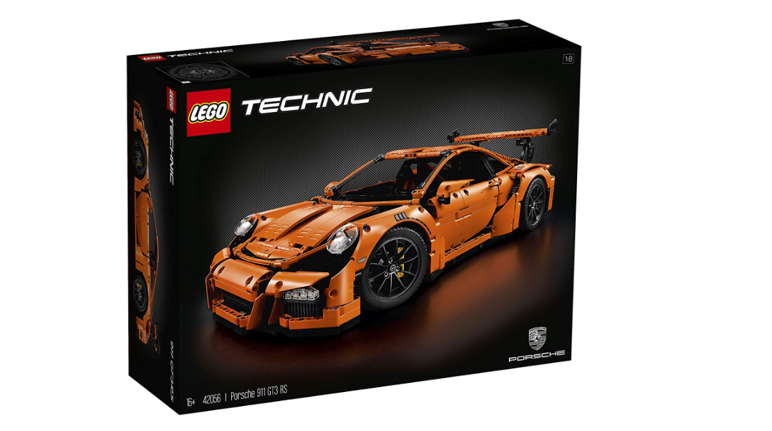 I giochi in offerta su Amazon: Porsche 911 GT3
