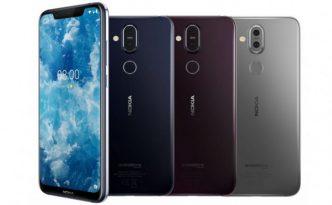HMD Global annuncia il Nokia 8.1