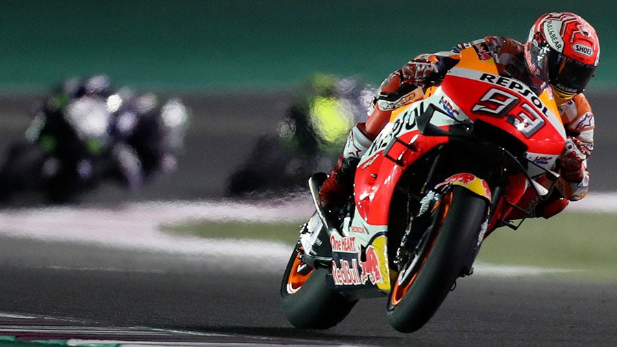 MotoGP 2019: la Honda di Marquez