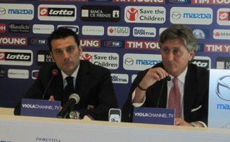 La Fiorentina riparte da Montella e Pradè