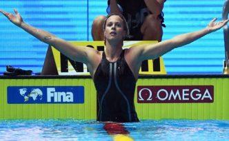 Mondiali di nuoto: poker per la Pellegrini