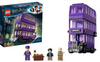 Nottetempo - Lego 7595