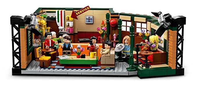 Il Central Perk di Friends