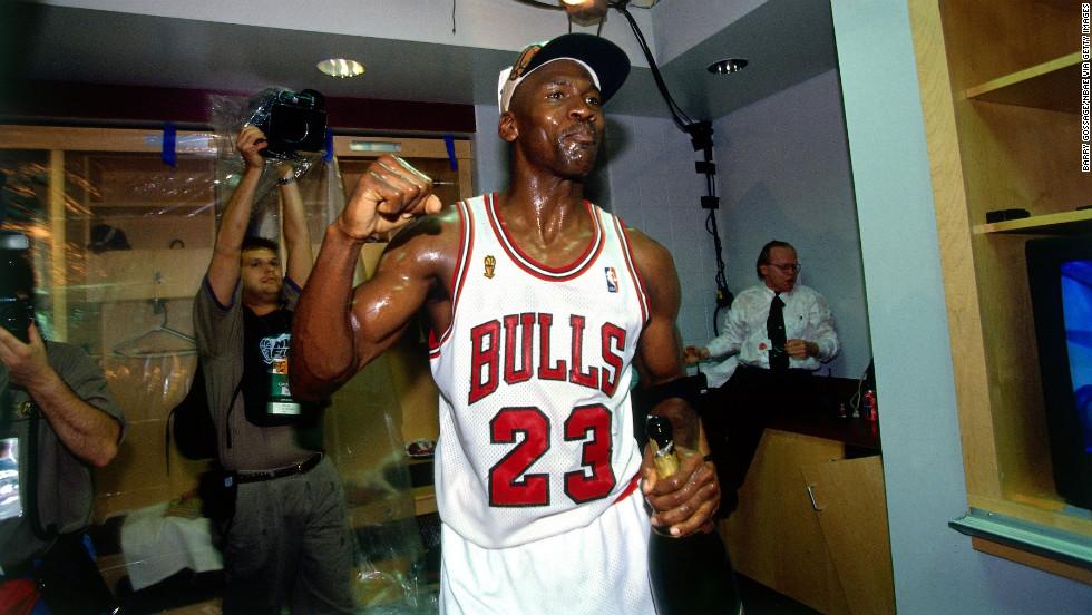 The Last Dance: Michael Jordan e i Bulls del 1998